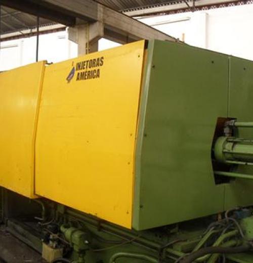 Injetora de Alumínio marca TecnoInjet de 280 ton