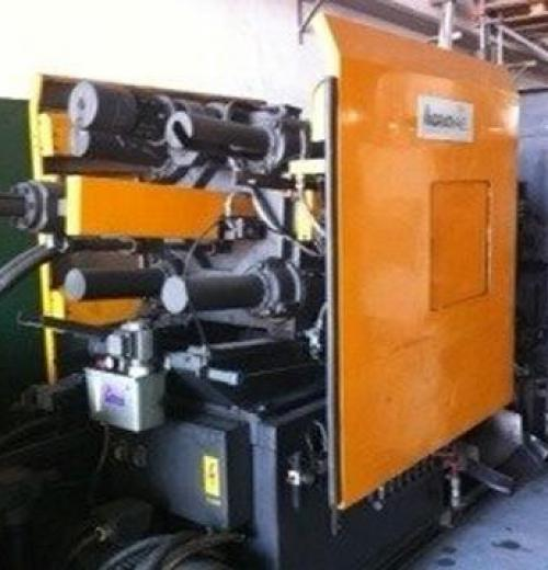 Injetora de Zamac marca Agratti 70 ton, 125 ton e 175 ton