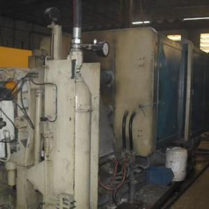 Injetora de Alumínio, marca Semeraro de 180 ton